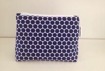 Maken: kleine tasjes / portemonnee