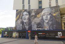 World of Urban Art : RONE  [Australia]
