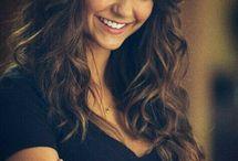 ❤NINA DOBERV❤ / Nina Dobrev (; born Nikolina Konstantinova Dobreva; January 9, 1989) is a Bulgarian-Canadian actress. She portrayed the role of Mia Jones in the drama series Degrassi: The Next Generation and Elena Gilbert on The CW's supernatural drama series The Vampire Diaries.