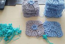 Babyboy crochet blanket
