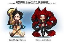 New Items on Gaia / Check out all of the wonderful items appearing on Gaia Online daily.