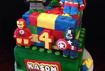 Lego Superhero Party 2016