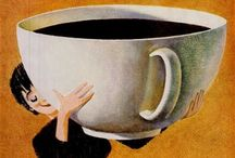 Coffee,please / Hot stuff in the morning / by Kathleen Nelson
