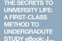 The Secrets to University Life