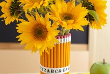 Teacher Appreciation  / Craft ideas and DIY gifts for teacher appreciation! / by Celebrations.com