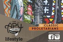 FASHION - Art'Press Yourself Lifestyle by Classic Proletarians / APY Lifestyle by Classic Proletarians (blogger)