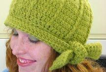 hookin it hats / by Kiera Chambers
