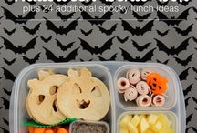 HALLOWEEN / Halloween inspired ideas for craft and food.