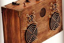 Стимпанк радио