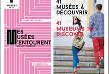 Répertoire Mes musées m'entourent 2015-2016 / Procurez-vous dès maintenant le guide des musées montréalais!  Disponible dans les musées et sur notre site web. www.museesmtl.org