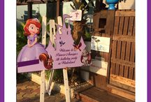 **Happy People Studio- Sofia The First** / Sofia The First Birthday Party Ideas