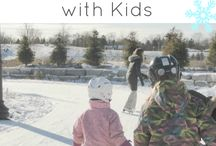 Outdoor Play / Family and kid friendly activities to do outdoors