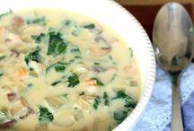 Kuchnia : Zupy