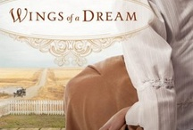 Wings of a Dream / My debut novel (Sept. 2011). Historical fiction, WWI homefront and the 1918 Influenza epidemic.