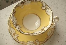 golden monkey / Tea cups and such.  / by Denise Wright