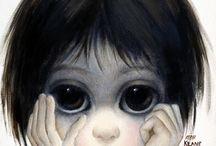 Big eyes Margaret