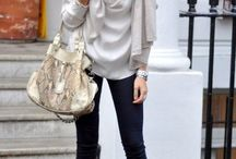 fall styles / by Erin Robo