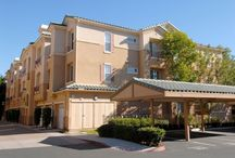 SOLD!  12372 Carmel Country F108 / Beautiful 2 bedroom, 2 bathroom condo centrally located in Carmel Valley.  New carpet, upgraded kitchen and appliances, travertine floors, granite counters.  Large attached garage.  Asking price $425,000.  For more information contact:  http://www.ncpropertygroup.com