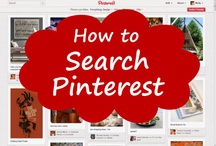 how to search pinterest / by Kelly Johnson