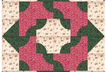 Curved Piecing Patchwork