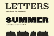 American Woodtype Posters