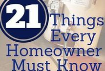 tips for homeowner