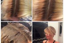 Technique coiffure