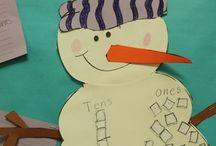 Winter - Seasonal Math