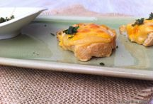 Tosta Galesa de Cheddar y Cebolla: Welsh Rarebit