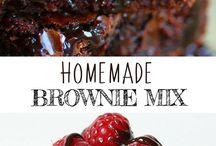 Easy desserts recipes