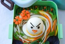 Chef Bento Contest 2017 - Noodle Bento / Bento&co held our annual Chef Bento contest. This year's theme was noodles!   This is a collection of all the entries!  See the winners here: https://en.bentoandco.com/pages/chef-bento-2017-winners-finalists-announcement