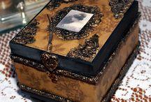 caixas textura
