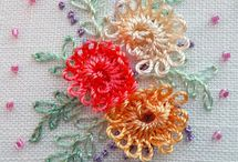 Embroidery: Brazilian Embroidery / by Eddi Miglavs