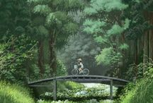ANIME PLACES / Take me there please..