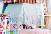Chambres enfants eclectiques
