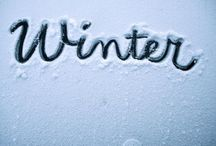 winter- Baby it's cold outside!