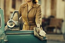 Style :: Agent Carter