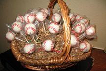 baseball theme / by Becky VanRiper