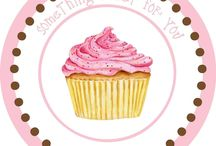 Love baking clipart