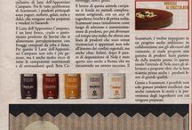 Corriere della Sera percorsi d'estate / Prodotti del territorio e lavoro artigianale: eccellenze campane grazie al latte dell'Appennino Campano, vengono preparati squisiti dolci, yogurt, dolci al barattolo e sorbetti. Oggi sul Corriere della Sera, nello speciale percorsi d'estate  Per informazioni e ordinazioni tel: 081 19935072 Mobile: 347 8543575 info@scaramure.it Scaramuré e le sue Bianche Alchimie sono anche a Roma,  al Nuovo Mercato di Testaccio, al box 75