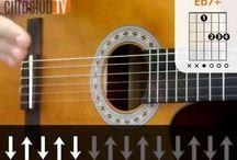 Violão/Cifras / Músicas e ritmos que adoro tocar no violão
