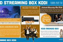 Kodi Android Box / Now, with advanced technological inventions, you can enjoy your android device with a television that has HDMI compatibility. With your Android TV box, you are open to unlimited entertainment through your Internet connection without paying a dime for subscriptions. Hop over to this website http://www.thestreamworld.com/ for more information on Kodi Android Box. Follow us : http://start.me/p/WPgznn/kodi-android-box