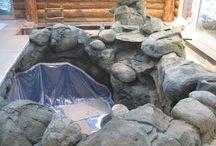 Artifitial rocks Neolitart