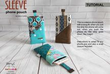 FREE sleeve phone pouch