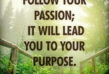Slow Medicine for Passion and Purpose / Find your passion and purpose, to feel truly alive.