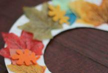 Fall Activities & Crafts