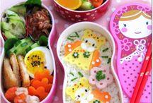 ★Bentos / Cute Food★ / Inspirations