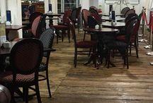 Georgian Tearooms / Recreating a Georgian Tearoom @AntiquesSH in Portsmouth's Royal Dockyard.  More http://bit.ly/107yC7q