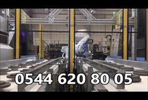 CNC Tezgah Torna Besleme Robotu