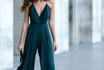 Wedding jump suit